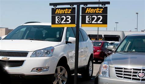 In Dollar Thrifty Deal, Hertz Bets Big On Certainty Of