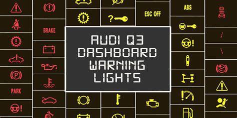 audi  dashboard warning lights dash lightscom