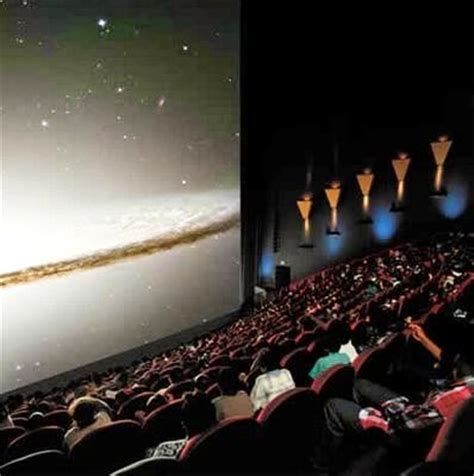 Review Imax Theater, Prasad's  Hyderabad, India