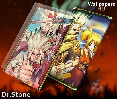 Stone Dr Ogawa Yuzuriha Apk Android Wallpapers