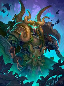 Design A Hearthstone Card Hearthstone Witchwood6