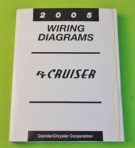 2005 Chrysler Pt Cruiser Wiring Diagrams Manual