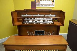 Model 805 Rodgers Organ For Sale