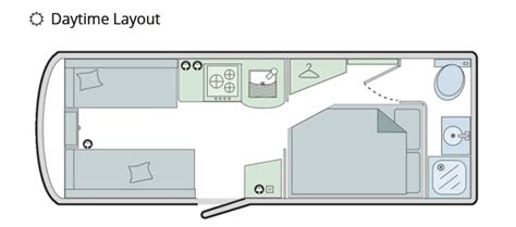 Sleeper Berth Layout by Layout
