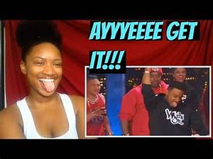 WILD N' OUT WITH THE CAST OF NEW EDITION (SEASON 9 EPISODE ...