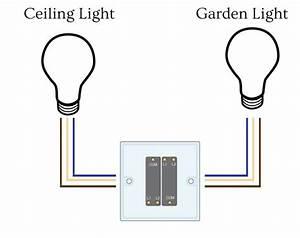 Wiring Diagram Of A 2 Gang Light Switch