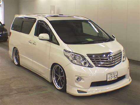 Toyota Alphard Picture by 2011 Toyota Alphard Pictures Information And Specs