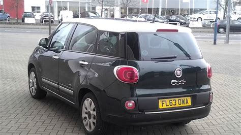 Fiat 500l Used by Used Fiat 500l Mpw 1 3 Multijet Lounge 7 Seats Fl63owa 163