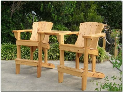 high adirondack chair   nick handicap wood