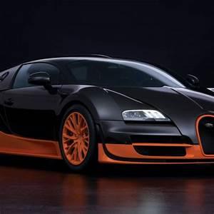 Bugatti Veyron Super Sport Dashboard