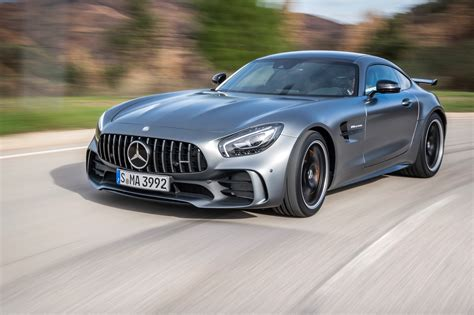 2018 Mercedes-amg Gt R Priced At 7,995