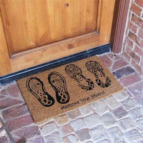 Remove Shoes Doormat by Quot Remove Your Shoes Doormat Quot