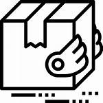 Icon Icons Fast Shipping Package Service Logistic