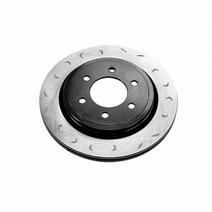 Factionfab Slotted Rear Rotor Ford F150    Raptor 2012