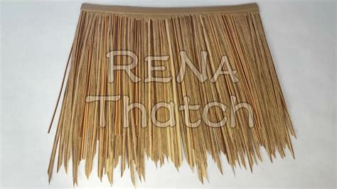 Palapa Thatch by Palapa Synthetic Reed Thatch Buy Palapa Thatch Reed