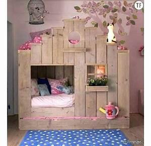 Lit Cabane Garçon : fabriquer lit cabane aussi lit meme lit meme lit lit lit fabriquer lit cabane en palettes ~ Teatrodelosmanantiales.com Idées de Décoration