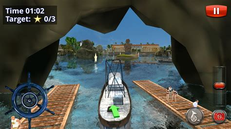 Boat Fishing Games Android by Fishing Boat Driving Simulator Ship Games Android Games