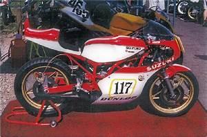 Bimota Tr500  U2013 Suzuki Two Strokes
