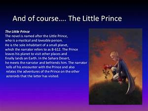 the little prince discussion questions