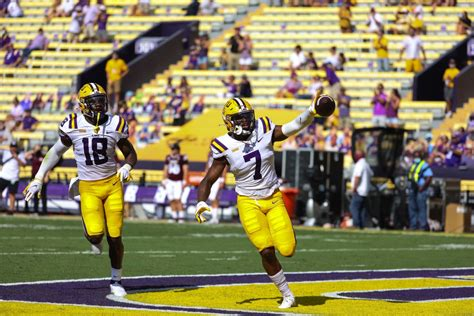 What Can LSU Football Defense Improve On With Extra Time ...