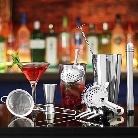 barmans barware kit cocktail gift set cocktail starter