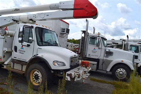The color and shape of the icons provide details about the size and area. Alabama Power crews waiting at Gwinnett Place Mall to head ...