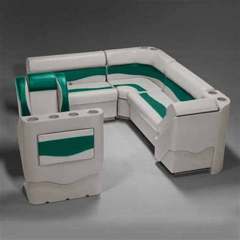 Boat Seats Teal by Pontoon Boat Seats Crg1910 Pontoonstuff