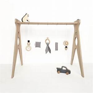 Arche Bébé Bois : arche en bois les petits raffineurs ~ Teatrodelosmanantiales.com Idées de Décoration