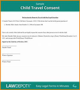 Sample letter of consent to travel thecheapjerseys Gallery