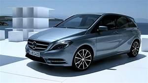Class B Mercedes : all new 2012 mercedes benz b class official trailer youtube ~ Medecine-chirurgie-esthetiques.com Avis de Voitures