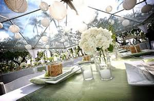 outdoor wedding venues the clear tent - Small Intimate Wedding Venues