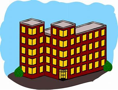 Clipart Building Complex Clipground