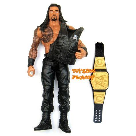 WrestleMania Roman Reigns Shield WWE Belt Wrestling Action ...