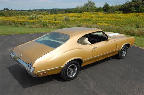 Weird Options Set this 1970 Oldsmobile Cutlass S Apart ...