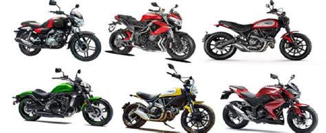 List Custom Cruiser Type Motorcycles