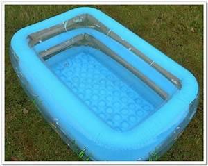 Piscine Gonflable Avec Pompe : infos sur piscine gonflable rectangulaire avec pompe ~ Dailycaller-alerts.com Idées de Décoration