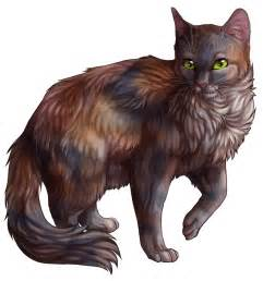 Warrior Cats Brambleclaw and Tawnypelt