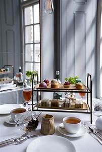 Afternoon Tea Week London -Thomas' Cafe Burberry ...