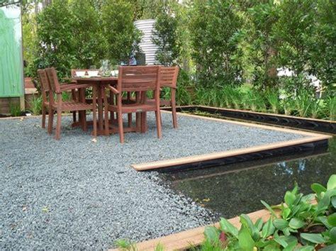 gravel patio gravel landscape paving landscaping network
