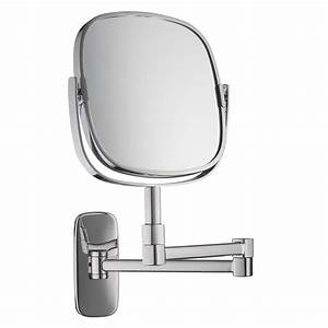Adjustable wall mirror bathroom o bathroom mirrors and for Adjustable bathroom wall mirrors