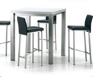 table haute pour cuisine table chaise haute