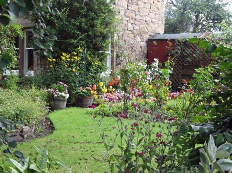 Scottish Highlands Cottage Garden Housing Pinterest