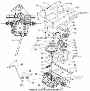 Mtd 12ae76ju897 Sp33hw  2016  Parts Diagram For