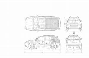 Forester Vehicle Specs