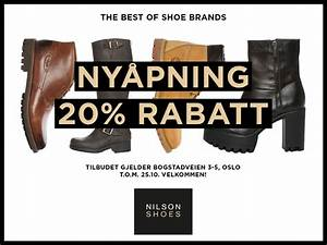 Nilson shoes jobb