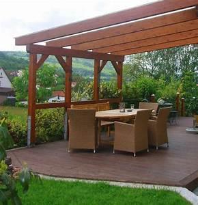 Terrasse Mit überdachung : terrassen schreinerei roth und schwarz ~ A.2002-acura-tl-radio.info Haus und Dekorationen