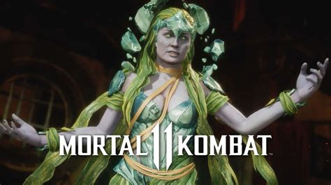 mortal kombat  official cetrion reveal trailer gamespot