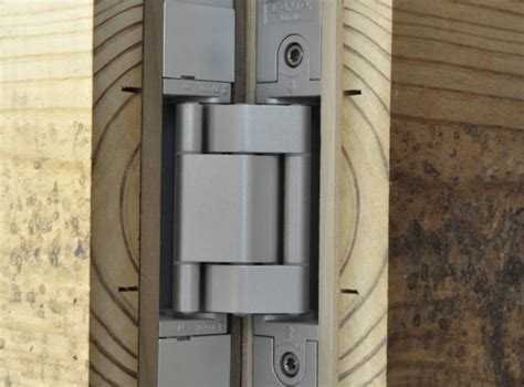 Hinges Used In Contacting A Door To A