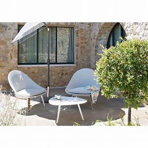 Fauteuil Bas De Jardin : fauteuil de jardin bas vanity fauteuil confortable de chez vlaemynck ~ Teatrodelosmanantiales.com Idées de Décoration
