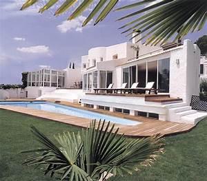 Una casa ibicenca en Madrid Nuevo Estilo